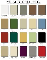 25 metal roof colors ideas metal roofs