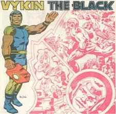 Dc Comics Map Vykin The Black Dc Database Fandom Powered By Wikia