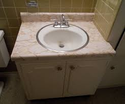 removing a sink and vanity home improvement 5 steps