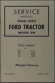 1948 1952 ford 8n decal paint script reprint restoration set