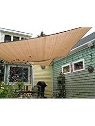 Shade Awnings Amazon Com Shade Sails Patio Lawn U0026 Garden