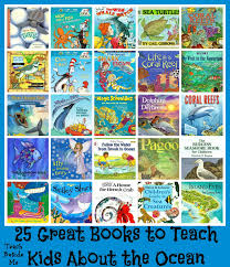 25 ocean books for kids u0026 snapping fish craft teach beside me