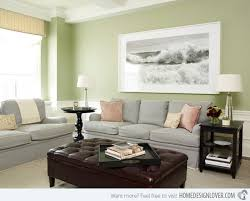 light green couch living room 15 lovely grey and green living rooms home design lover