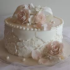 small wedding cakes wedding cakes one tier wedding cakes simple wedding cake