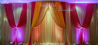 wedding backdrop drapes wedding draperies
