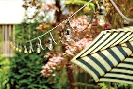 How To Hang Patio Lights How To Hang Patio Lights With Wire Home Design Ideas