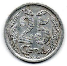 chambre du commerce evreux 25 centimes chambre de commerce evreux 27 notgeld