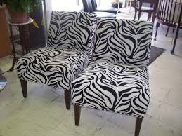 Printed Accent Chair Furniture 60 Animal Print Rugs Wayfair Earth Zebra Black