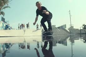 lexus swarm youtube watch possibly the coolest skateboard film ever as lexus unveils