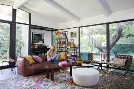 brentwood los angeles curbed la tour laura dern s joyful brentwood post and beam