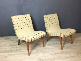 jens risom lounge chair retrocraft design collection seating