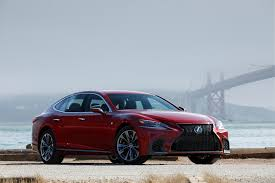 lexus sedan 2018 lexus ls reviews and rating motor trend