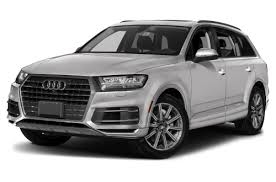 audi suvs models 2018 audi q7 overview cars com