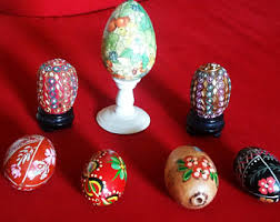 decorative eggs decorative eggs etsy