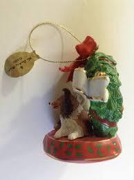 retired danbury mint 2006 sheltie ornament