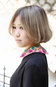 pictures of cute short asian bob haircut