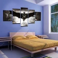 Batman Home Decor 5 Piece Batman Hd Home Decor Veritas Sanctuary