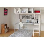 lit enfant mezzanine bureau lits mezzanine enfant et lits bureau pas cher à prix auchan