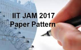 jam exam pattern 2016 iit jam 2017 to be held on february 12 check out the paper pattern