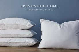brentwood home sleep wellness bundle review u0026 giveaway