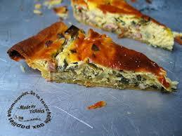 cuisiner les cotes de bettes quiche lorraine aux côtes de blette oignons et poireaux de