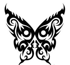 beautiful butterfly tribal design ideas butterfly tattoos
