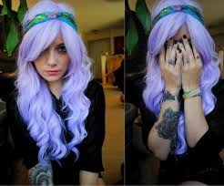 periwinkle hair style image 7 best colorful hair images on pinterest colourful hair