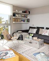 Bookshelves Small Spaces by 9 Best Images About Salas Pequeñas On Pinterest Classy Living