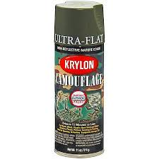 duplicolor camouflage paint with fusion technology olive 12 oz