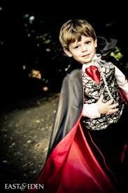 sew for halloween inspiration for boy costume with ascot tutorial