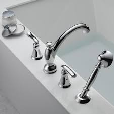 Roman Tub Faucets With Hand Shower Bathtub Faucets You U0027ll Love