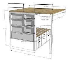 tiny house building plans ana white tiny house loft with bedroom guest bed storage and