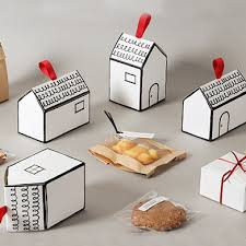 where can i buy gift boxes gift boxes favor boxes cookie box party favor house shape box