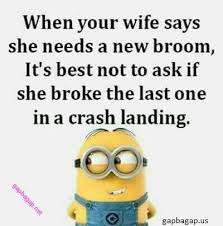 Broom Meme - amazing funny jokes funny broom and vacuum joke funny jokes