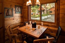 Crater Lake Lodge Dining Room by Cedar Glen Lodge North Lake Tahoe Lodging In California
