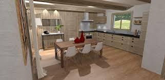 cuisiniste sallanches architecture interieure chalet aménagement chalet haute savoie