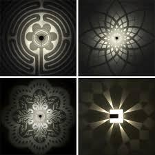 pattern wall lights pattern light fixture designs cast stunning wall shadows lights