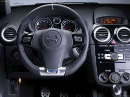 opel cars interior opel corsa opc 2008 picture 52 of 69
