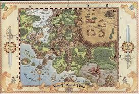 Naruto World Map by M U0026m X World Map Vs The