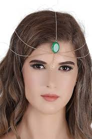 hair chains buy gemstone chains hair chains and tassel hair chains online