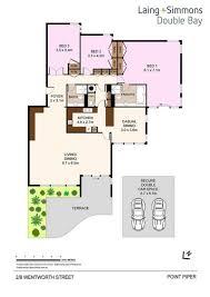 Grandeur 8 Floor Plan Real Estate Appraisal Point Piper Nsw 2027