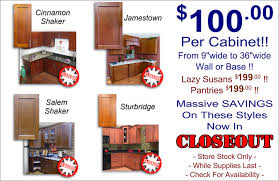 Cinnamon Shaker Kitchen Cabinets by Kitchen Cabinetry Home Surplus