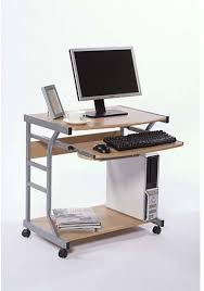 Small Rolling Computer Desk Small Rolling Computer Desk With Wheels Stand Portable On Lovable