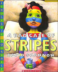 Case Western Barnes And Noble A Bad Case Of Stripes By David Shannon Paperback Barnes U0026 Noble