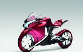 Crazy Looking Honda V4 The Concept Of Future Bike Hd Honda