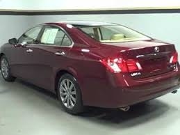 2008 lexus es 350 review 2008 lexus es 350 w ultra luxury package available at lexus of