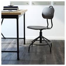 Used Ikea Furniture Kullaberg Swivel Chair Black Ikea