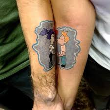 matching tattoo ideas popsugar australia love u0026