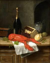 le figaro cuisine file lobster and le figaro by william michael harnett cincinnati