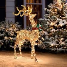 Deer Christmas Lights 31 Best Christmas Deer Ideas Images On Pinterest Christmas